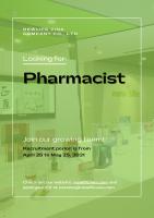 Dược sĩ (Pharmacist)